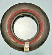 Vintage U.s. Royal Safety 800 Tire Original With Sticker 6.95-14 For Display