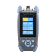 Mini Otdr Fiber Optic Reflectometer With 9 Functions Event Map 24db Cable Tester