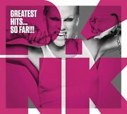 Pink - The Very Best Of - Greatest Hits So Far Cd New