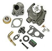 1941 1942 Chrysler Desoto Water Pump And Thermostat Housing Cooling Package 41 42