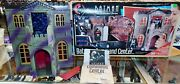 1993 Kenner Batman The Animated Series Batcave Command Center Playset With Box
