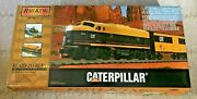 Rail King Mth 30-4116-1 Caterpillar F3rtr Freight Train Set And 1 A And 2 B Units