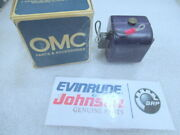 T16 Johnson Evinrude Omc 580243 Coil Oem New Factory Boat Parts