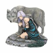 Protector Limited Edition 25cm Figurine By Anne Stokes