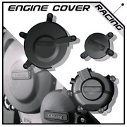 Motor Engine Cover Guard Case Racing Protector For Suzuki Gsx-r 600 750 06-16