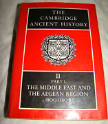 Vtg 1973 Cambridge Ancient History Vii Middle East And Aegean Region 1800-1380 Bc