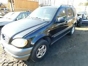1998 1999 Mercedes-benz Ml320 Awd 5 Speed Auto Transmission 722662 Tested 115k