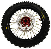 Honda Complete Wheel Set, Front And Rear, Crf250, Crf450
