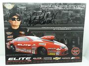 Nhra Hero Card Autographed Erica Enders Elite Pro Stock A