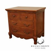 Fremarc Designs French Country Style Chateau Nightstand Chest