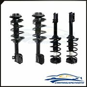 Complete Shock And Strut Assembly For 1998-02 Subaru Forester W/ Spring And Mount