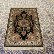 Yilong 2.5and039x4and039 High Density Hand Knotted Silk Carpets Home Decor Area Rug 280h