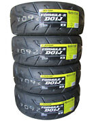 4x 165/55r12 Dunlop Formula-r D01j Tires 12 For Mini From Japan Tire