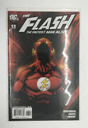 The Flash 13 The Fastest Man Alive Dc Comics Death Of Flash