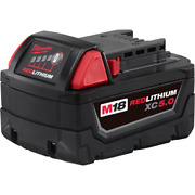 Milwaukee 48-11-1850 M18andtrade Xc5.0 Extended Capacity Battery Pack