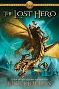 The Lost Hero By Rick Riordan Paperback Classroom Set Of 30