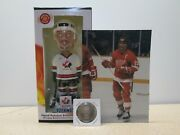 Steve Yzerman - Picture, Coin And Bobble Head Picture Is A 5 X 7 L@@k