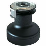 Lewmar 50 Two Speed Evo Self-tailing Winch Alloy Black