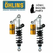 Hd 219 Ohlins 2 X Ammortizzatore Harley Davidson Dyna Low Rider 103 Fxdl 2016 20