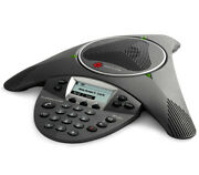 Polycom 2200-15660-001 Soundstation Ip 6000 Corded Conference Voip Phone New
