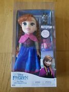 Nwb Disney Frozen Tea Time With Anna And Sven Doll Set