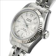 Tudor Princess Date 92514 Used Ladies L1md3554 Used From Japan Ems