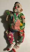 Collectable Vintage 12 Doll Collection Clyde The Hobo Sad Clown