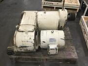 Reeves Reliance 3 Ph Variable Speed Gear Motor 1.5-1 Ratio1760 Rpm 1046bk