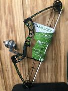 2021 Muzzy Vice Bowfishing Compound Bow Kit Right Hand Brand New
