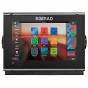 Simrad Go7 Xsr Fishfinder/chartplotter With Active Imaging 3-in-1