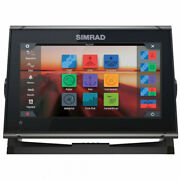 Simrad Go9 Xse Fishfinder/chartplotter With Active Imaging 3-in-1