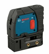Bosch Gpl3 3-point Self-leveling Alignment With Hard Case, New