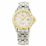 Omega Seamaster Watches Stainless Steel/stainless Steel Ladies