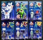 The Real Ghostbusters Classic Stay Puft Green Ghost Peter Egon Ray 6 Figure Set