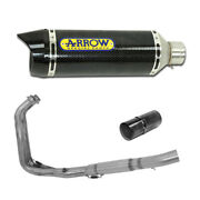 Andeacutechappement High Arrow Pour Yamaha Tracer 700 2020 Street Thunder Carby Carby K