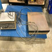 Nci 5850-m Dual Counting Scale Usip