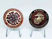 Marine Corps Birthday 2020 Operation Enduring Clusterfuck Challenge Coin