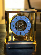Swiss Lecoultre Atmos Clock Atmospherical Perpetual Motion Working Excellent