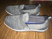 Orthofeet Women's Size 12 2e Quincy Stretchable Slip-on Shoes For Sensitive Feet