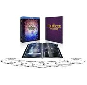Tim Burton Collection Blu-ray Disc, 2012, 7-disc Set, With Book