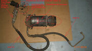 69 1970 Cadillac Deville A/c Air Conditioning Mounting Block To Hose Adapter
