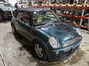 2005 2006 Mini Cooper Base 5-speed Manual Transmission Assembly Only 35k Miles