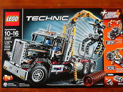 Brand New And Factory Sealed Lego Technic Set 9397 Logging Truck