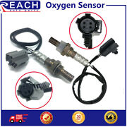 2pcs Upstream And Downstream 02 O2 Oxygen Sensor For 1996-2001 Jeep Cherokee 4.0l