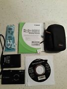 Canon Powershot A3400 Is 16.0 Mp Digital Camera With 5x Optical Stabilized Zoom