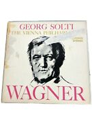 """Dr Prerecorded 7"""" Reel George Solti The Vienna Philharmonics Wagner"""