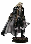 Castlevania Alucard 21-inch Tall Polystone Statue By First4figures