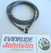 P19b Johnson Evinrude Omc 764948 Buss Cable 15and039 Oem New Factory Boat Parts