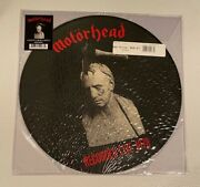 Motor Head Recorded Live 1978 Picture Disc Sealed