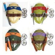 Teenage Mutant Ninja Turtles Costume Cosplay For Children Armor And Weapons Shell